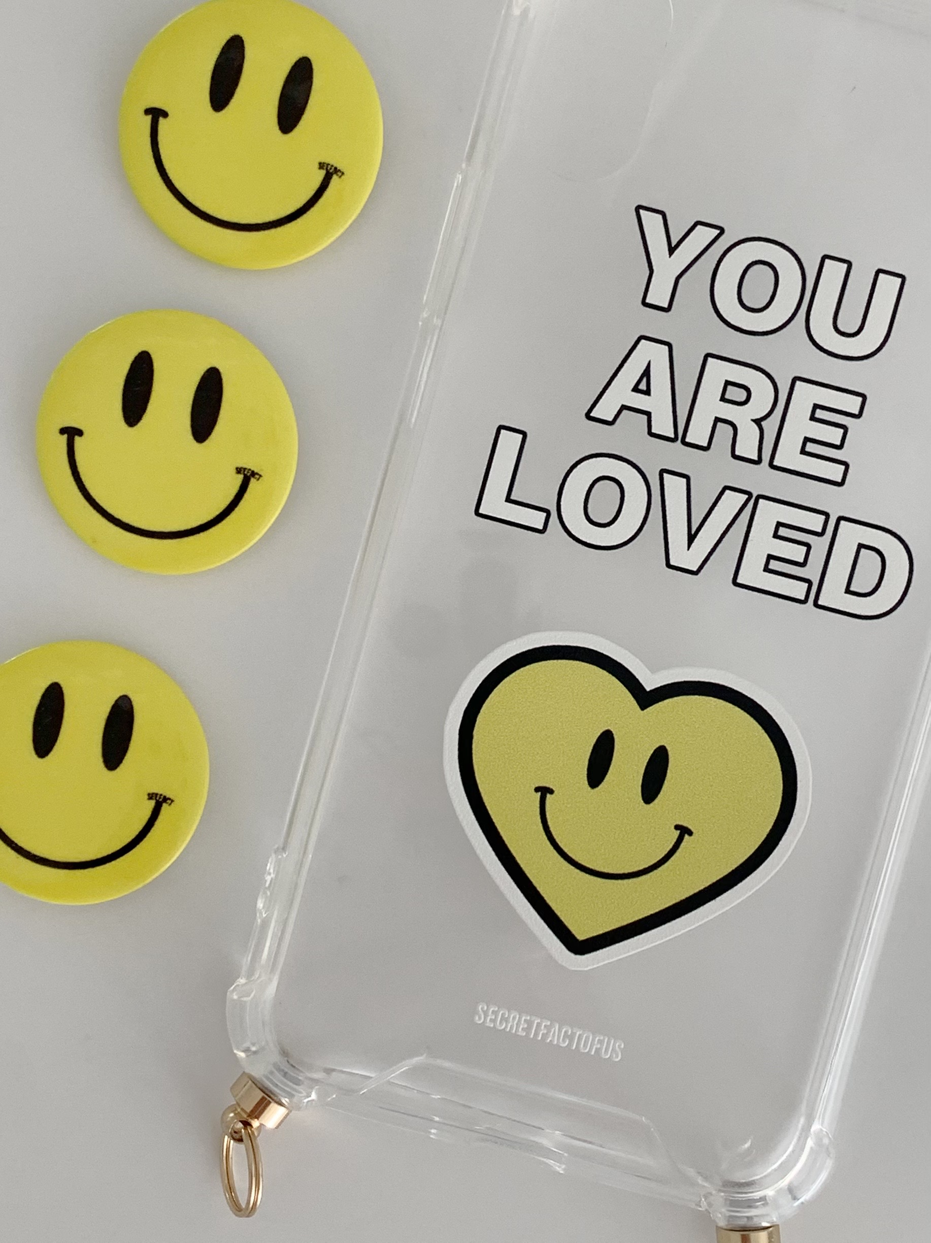 You are loved [ Strap Case ]