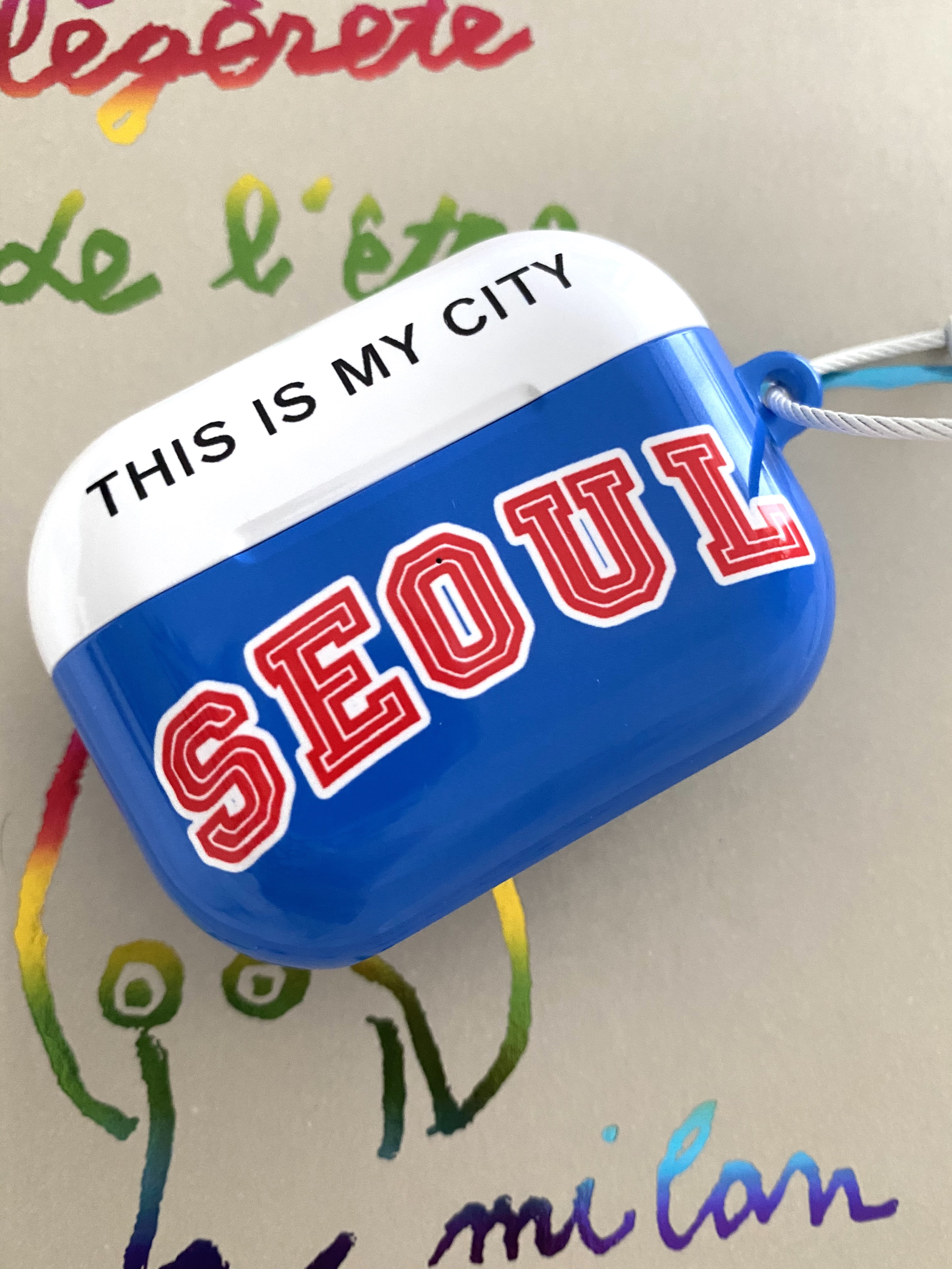 This is my city [ Seoul : Airpod Pro ]
